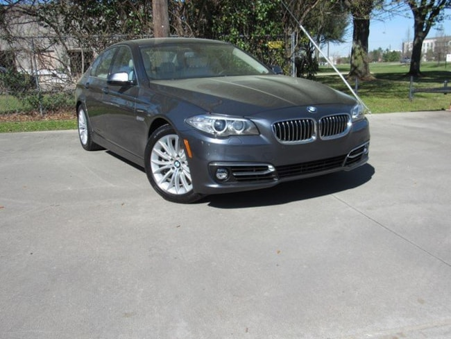 Used 2015 BMW 528i 528i Sedan in Houston