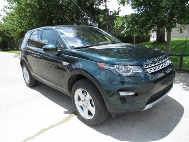 Certified Used 2017 Land Rover Discovery Sport HSE SUV in Houston