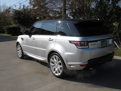 Used 2016 Land Rover Range Rover Sport Autobiography SUV in Houston