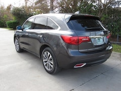 Used 2014 Acura MDX Tech Pkg SUV for sale in Houston