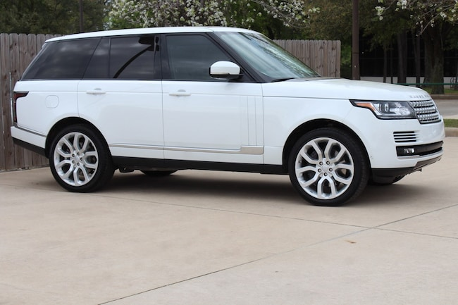 Used 2015 Land Rover Range Rover 5.0L V8 Supercharged SUV in Houston