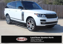 Certified Pre-Owned 2017 Land Rover Range Rover 5.0L V8 Supercharged SV Autobiography Dynamic SUV for sale in North Houston
