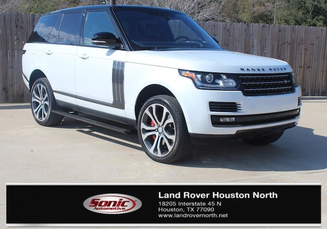 2017 Land Rover Range Rover 5.0L V8 Supercharged SV Autobiography Dynamic SUV