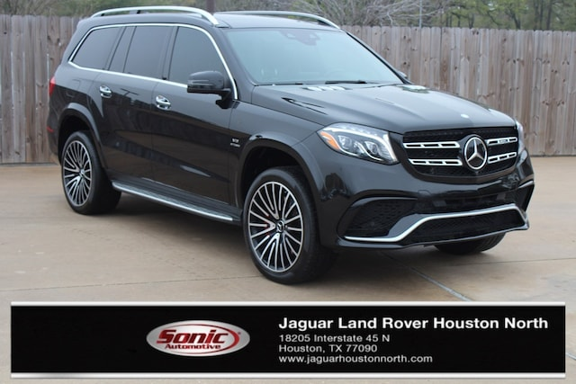 Used 2017 Mercedes-Benz AMG GLS 63 4MATIC SUV for sale in Houston