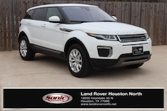 Certified Pre-Owned 2016 Land Rover Range Rover Evoque SE SUV for sale in North Houston