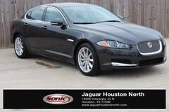 Used 2014 Jaguar XF 2.0T Gray Sedan for sale in Houston