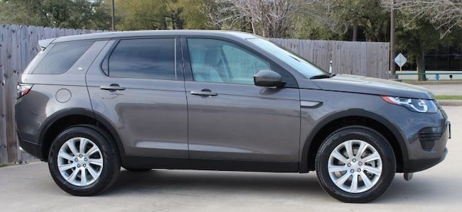 Certified Pre-Owned 2016 Land Rover Discovery Sport SE SUV for sale in Houston, TX