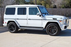 Used 2015 Mercedes-Benz G-Class G 63 AMG 4MATIC SUV for sale in Houston