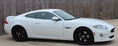 Used 2014 Jaguar XKR Coupe for sale in Houston