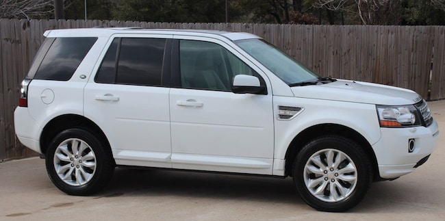 Certified Pre-Owned 2015 Land Rover LR2 SUV for sale in North Houston, TX