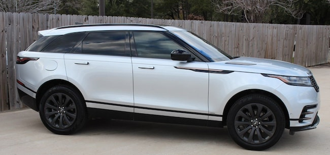 Certified Pre-Owned 2018 Land Rover Range Rover Velar P250 SE R-Dynamic SUV for sale in North Houston, TX
