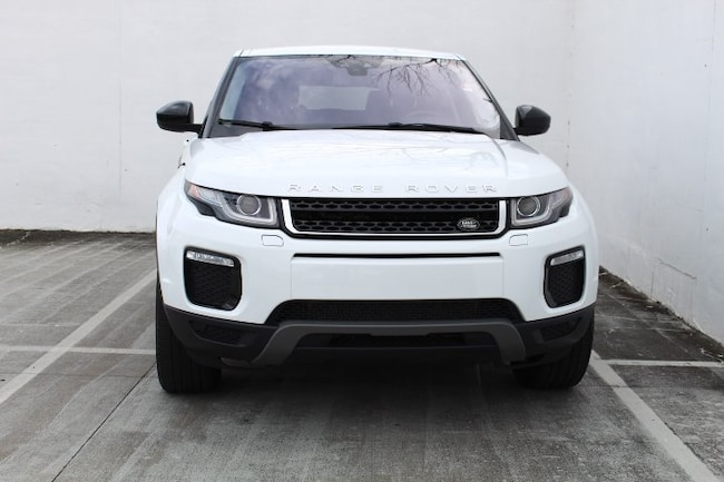 Used 2016 Land Rover Range Rover Evoque SE SUV for sale in Houston, TX