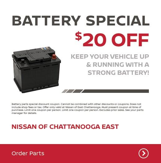 Nissan Oem Parts >> Oem Car Part Specials Nissan Oem Parts Serving Chattanooga Tn