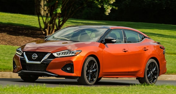 2020 Nissan Maxima Review Specs Features Chattanooga Tn