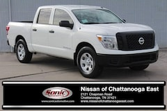 New 2019 Nissan Titan S Truck Crew Cab in Chattanooga
