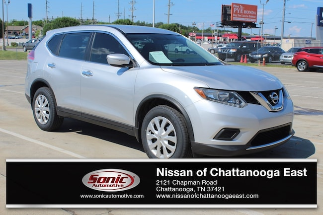 New 2015 Nissan Rogue S SUV in Chattanooga