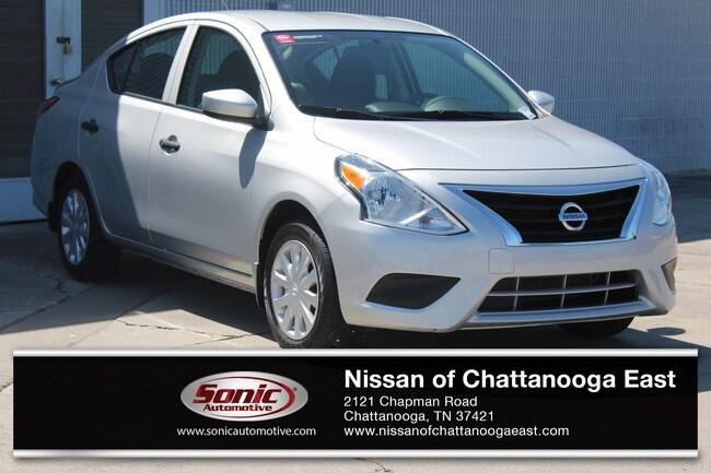 Used 2016 Nissan Versa 1.6 S Sedan for sale in Chattanooga, TN