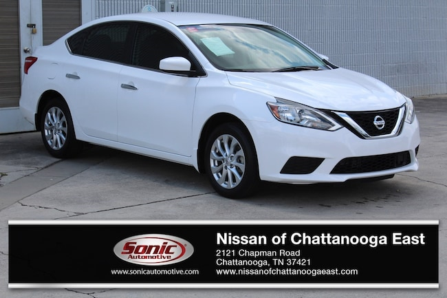 Used 2019 Nissan Sentra S Sedan for sale in Chattanooga, TN