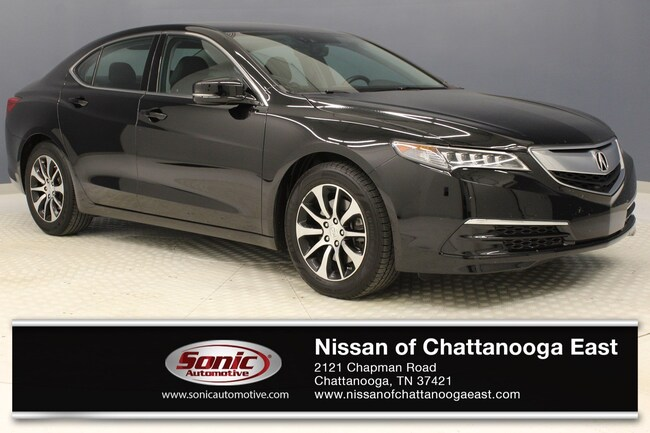 Acura Of Chattanooga >> 2016 Acura Tlx Tech Dct For Sale In Chattanooga Tn Stock