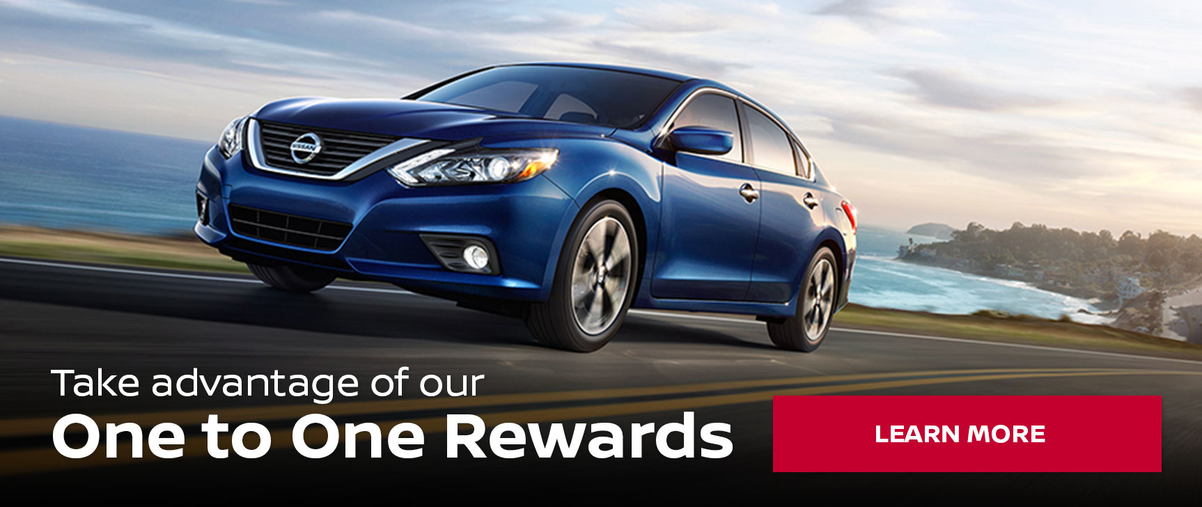 Nissan One to One Rewards Program