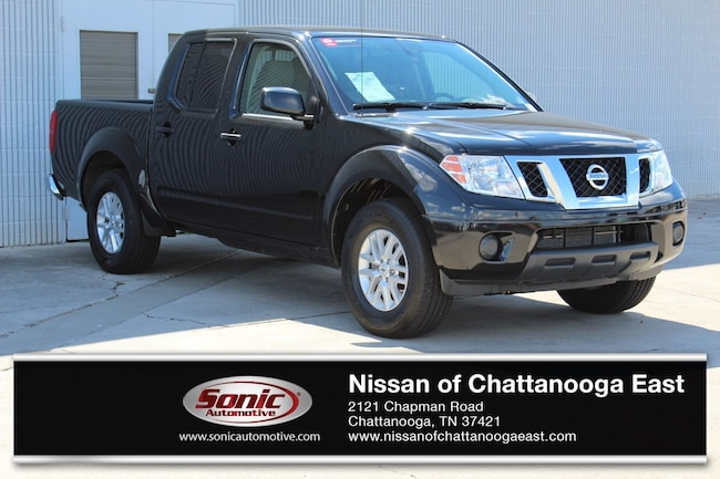 New 2019 Nissan Frontier SV Truck Crew Cab in Chattanooga