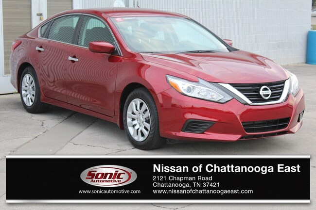 Used 2018 Nissan Altima 2.5 S Sedan for sale in Chattanooga, TN