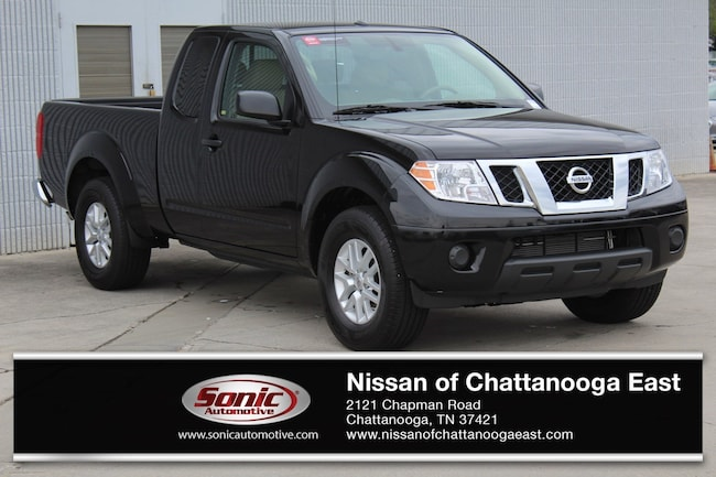 New 2017 Nissan Frontier SV-I4 Truck King Cab in Chattanooga
