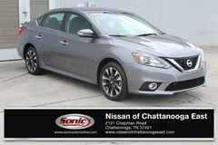 Used 2016 Nissan Sentra SR Sedan for sale in Chattanooga, TN