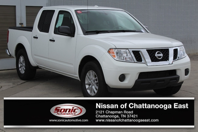 Used 2018 Nissan Frontier SV Truck Crew Cab for sale in Chattanooga, TN