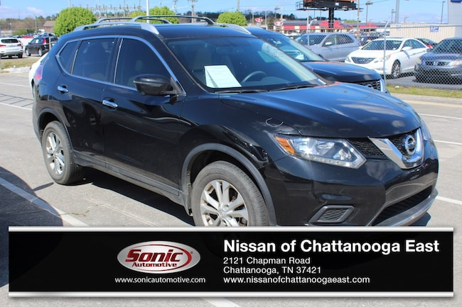 Used 2016 Nissan Rogue SV SUV for sale in Chattanooga, TN