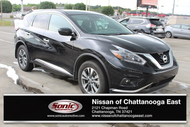 New 2018 Nissan Murano SV SUV in Chattanooga
