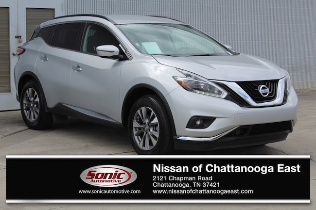 New 2018 Nissan Murano SV SUV in Chattanooga