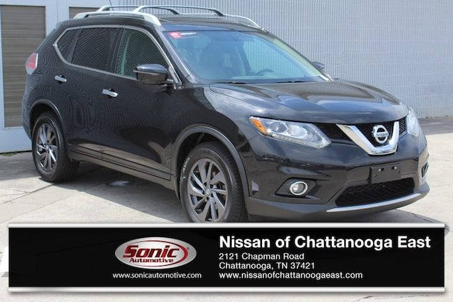 New 2016 Nissan Rogue SL SUV in Chattanooga