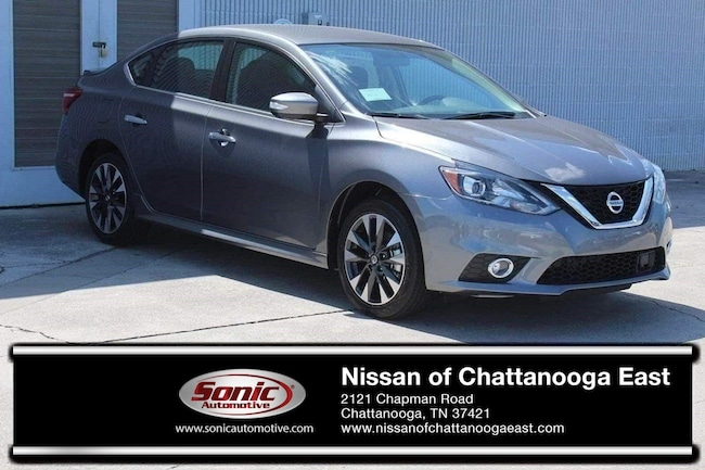 New 2019 Nissan Sentra SR Sedan in Chattanooga