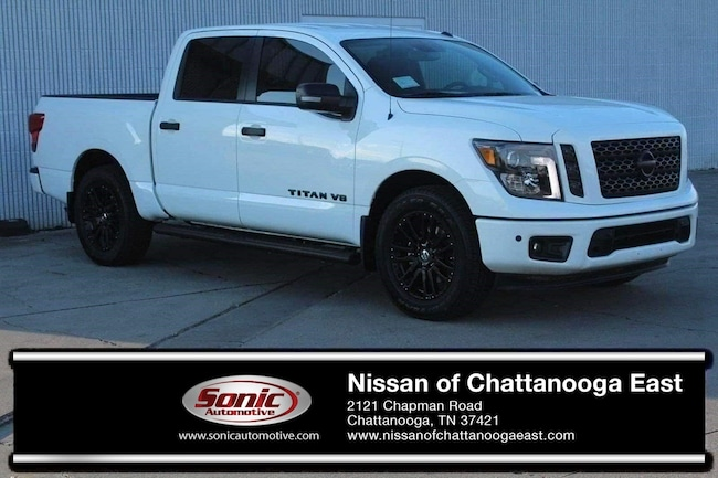 New 2019 Nissan Titan SV Truck Crew Cab in Chattanooga