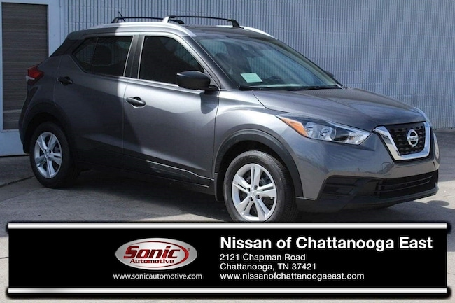New 2019 Nissan Kicks S SUV in Chattanooga