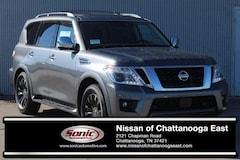 New 2019 Nissan Armada Platinum SUV in Chattanooga