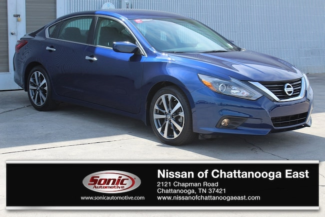 Used 2016 Nissan Altima 2.5 SR Sedan for sale in Chattanooga, TN