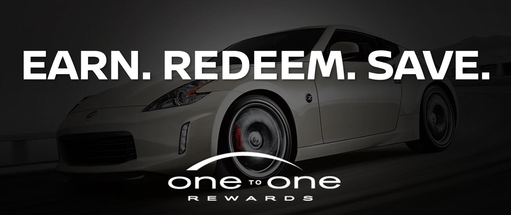 One To One Rewards