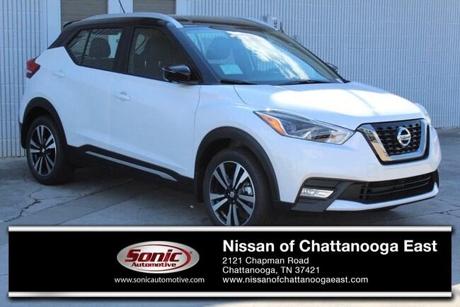 New 2019 Nissan Kicks SR SUV in Chattanooga