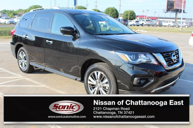 Used 2019 Nissan Pathfinder SL SUV for sale in Chattanooga, TN