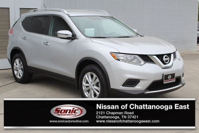 New 2016 Nissan Rogue SV SUV in Chattanooga