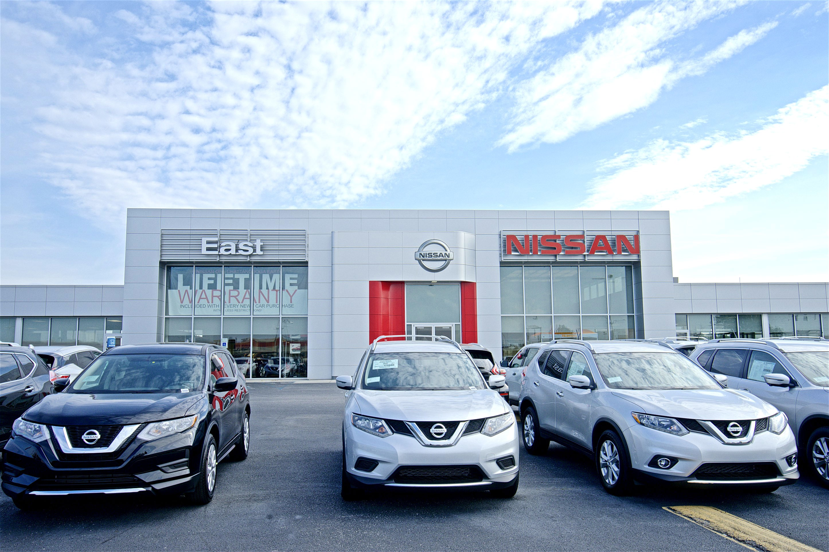 Nissan Of Chattanooga East New Used Car Dealership Chattanooga Tn