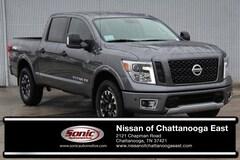 New 2019 Nissan Titan PRO-4X Truck Crew Cab in Chattanooga