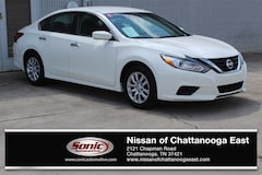 Certified Pre-Owned 2018 Nissan Altima 2.5 S Sedan for sale in Chattanooga, TN