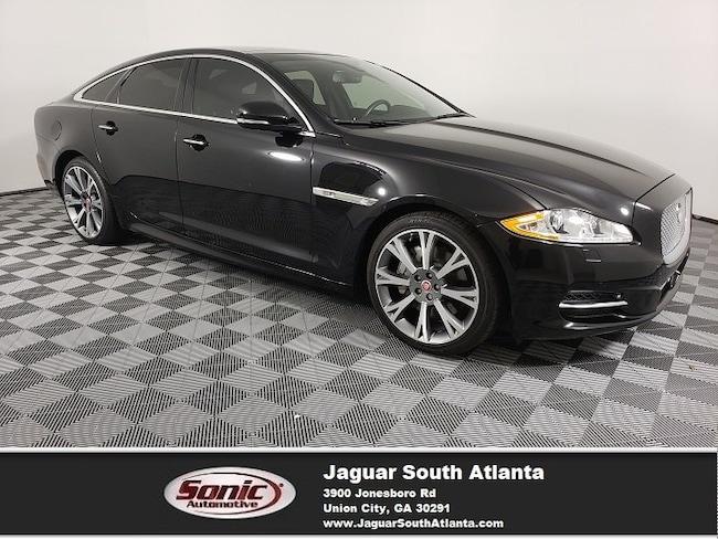 2015 Jaguar XJ Sedan