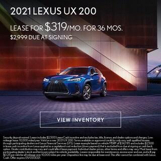 2021 Lexus UX 200