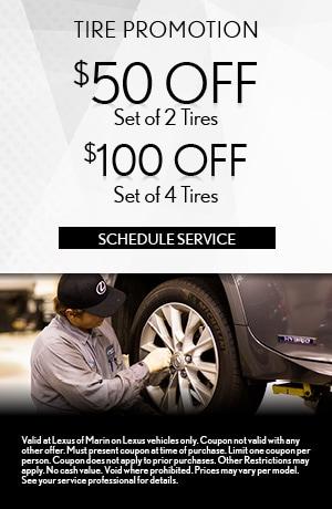 Tire Promotion