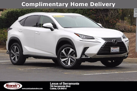 2020 LEXUS NX 300 SUV for Sale in San Rafael, CA