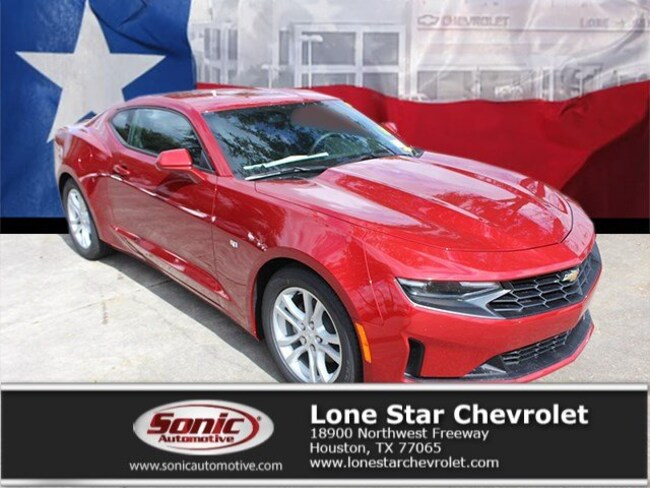 New 2019 Chevrolet Camaro Coupe K0116079 in Houston